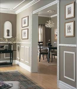 furniture remodelaholic faux technique for wood panels on With charming couleur peinture couloir entree 4 deco maison peinture couloir exemples damenagements