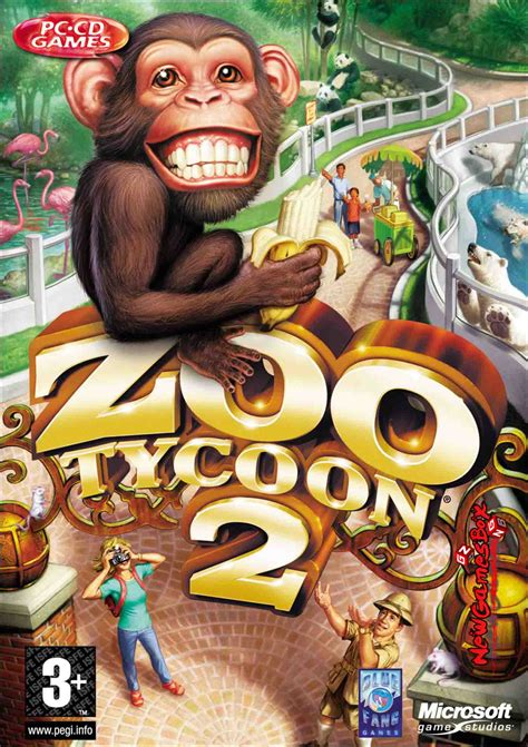 Zoo Tycoon 2 Free Download Full Version Pc Game Setup