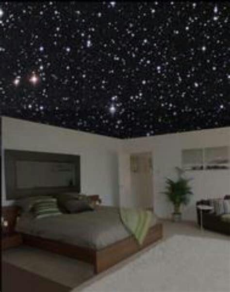 bedroom starry night lights night sky ceiling teen night sky bedroom