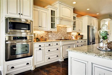 silver kitchen accessories kitchen backsplash ideas for white cabinets modern 2223