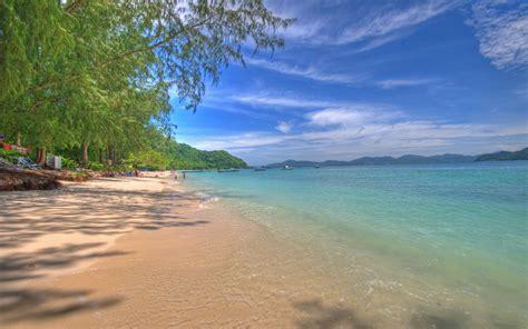 Thailand Beach Wallpaper Wallpapersafari
