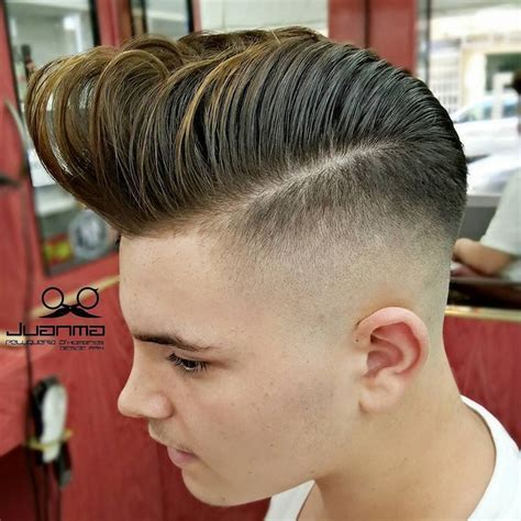 10 Men's Hairstyle Trends: Pompadour Edition   18 8 La Jolla