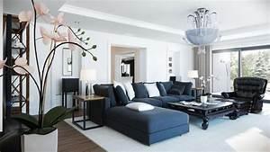 Impressive click clack sofa decorating ideas for Interior decorating ideas transitional