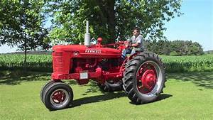 1941 International Farmall Model M