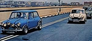 Escape Of The Minis Italian Job Mini Cooper