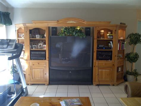 living room entertainment center wall unit ebay