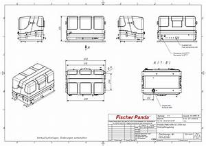 Marine Ac Generators Technical Specifications From Fischer