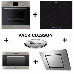 Plaque De Cuisson Whirlpool : whirlpool pack cuisson four pyrolyse table induction ~ Melissatoandfro.com Idées de Décoration