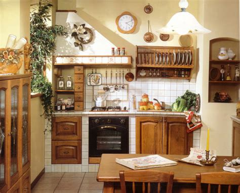 Tende Per Cucine Rustiche by Tende Per Cucina In Muratura Con Kitchean Ideas Kitchen