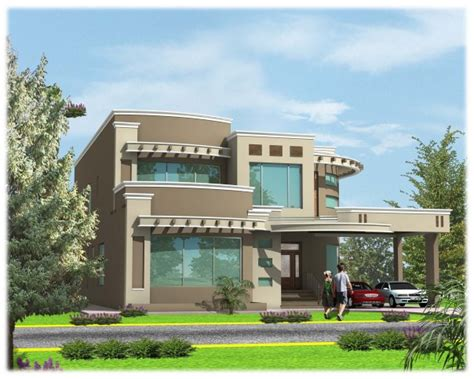 front elevation  houses  pakistan joy studio