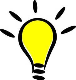 Lite Source Lamp by Clipart Light Bulb Lit Clipartbold Clipartix