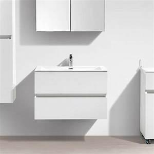 meubles de salle de bains tous les fournisseurs With meuble salle de bain double vasque 80 cm