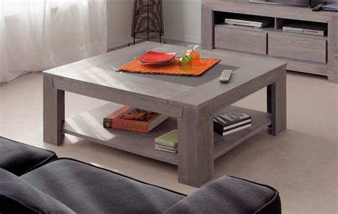 table basse ch 234 ne gris 233