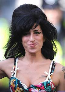 Amy Winehouse – New Hair Now