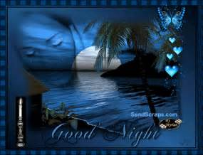 Animated Good Night Quotes for Facebook