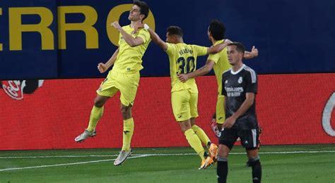 Villarreal Contra Real Madrid / Real Madrid vs Villarreal ...