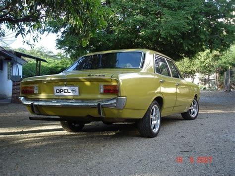 Opel_rekord_71 1971 Opel Rekord Specs, Photos
