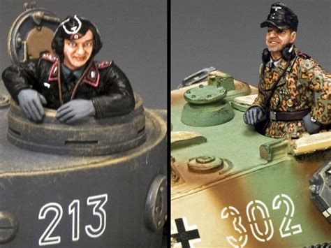 tank commanders  king country