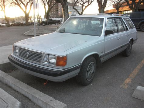 plymouth reliant  car wagonpicture  reviews news