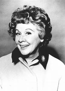 VIVIAN VANCE ALSO KNOWN AS ETHEL MERTZ | CHARACTER ACTORS ...