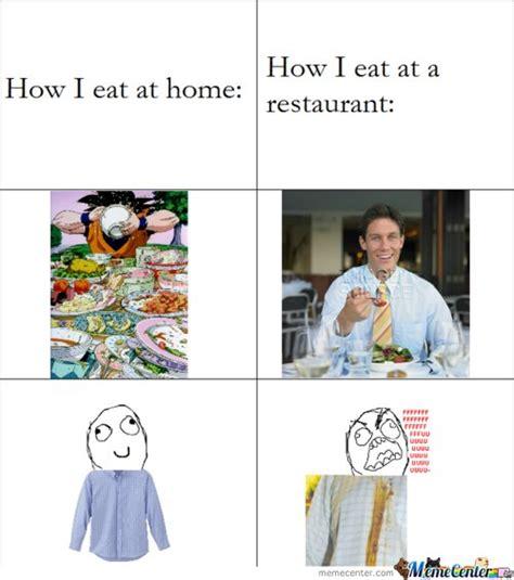 Eat Meme - eating by drunk meme center