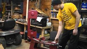 Unboxing And Review Metal Cutting Band Saw Harbor Freight