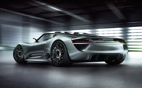 2018 Porsche 918 Spyder Concept Images Photo 2018 Porsche