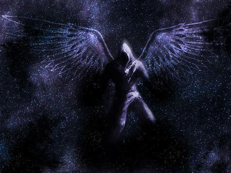 wallpapers de angeles oscuros