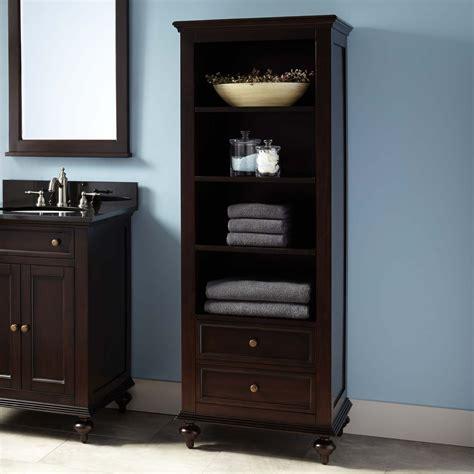 hardware for espresso cabinets keller mahogany linen storage cabinet dark espresso