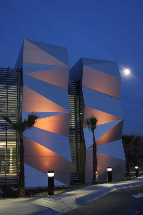 contemporary materials in architecture 35 cool building facades featuring unconventional design strategies