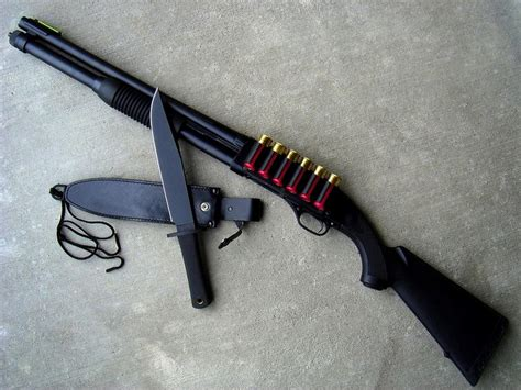 Benelli Wallpaper Shotgun