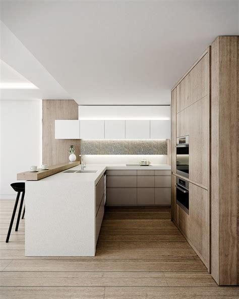 prefabricated kitchen island biała kuchnia w 4 odsłonach collage