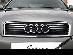 Audi A4 Chrom Spiegel : audi a4 b6 sedan kombi listwy chrom na przedni grill ~ Jslefanu.com Haus und Dekorationen