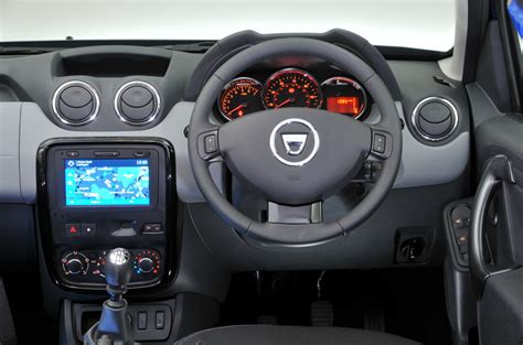 Dacia Duster 2009-2018 Interior