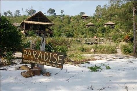 Paradise Bungalows (koh Rong, Cambodia) See 316 Reviews