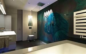 Kleines Badezimmer Planen : kleine exklusive b der mit dem designer torsten m ller ~ Michelbontemps.com Haus und Dekorationen