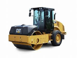 New Ccs7 Smooth Drum Vibratory Combination Compactor For
