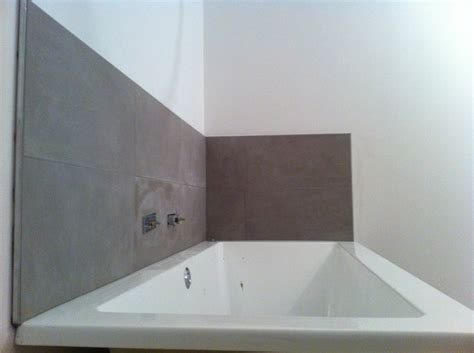 carrelage salle de bain hauteur
