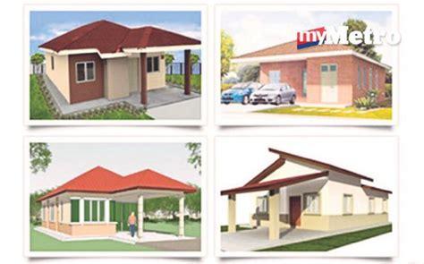 plan rumah mesra rakyat  design rumah terkini