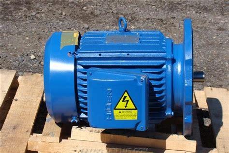 Motor Electric 220v 1 5 Kw by Higen Electric Motor 7 5kw 10 Hp 200 208 220v 132m Frame