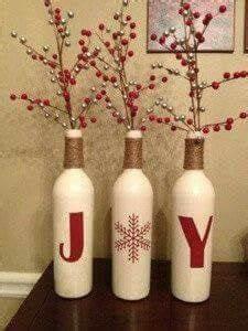 25 best ideas about Christmas Wine Bottles on Pinterest
