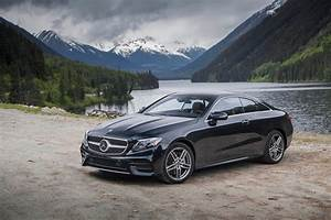 2018 Mercedes Benz E400 4Matic Coupe First Test Review