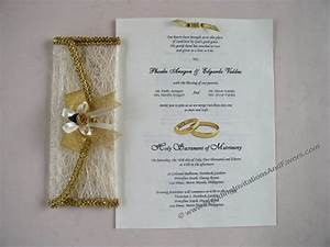 Sample wedding invitation design philippines choice image for Wedding invitation designs in the philippines