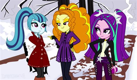 [EQ: RR] Dazzling Holidays - Winter | PART. 1 by ...