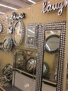 Large Vanity Mirror With Lights Rhinestone Mirrors Hobby Lobby Goodies That I Want