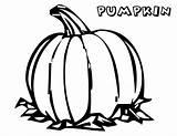 Pumpkin Coloring Pages Printable Pumpkins Thanksgiving sketch template