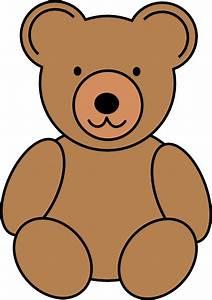 Teddy Bear Clip Art at Clker.com - vector clip art online ...