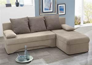 Couch Mit Großer Liegefläche : ecksofa 191x142cm schlamm mikrofaser schlafsofa couch sofa polsterecke pollux ebay ~ Bigdaddyawards.com Haus und Dekorationen