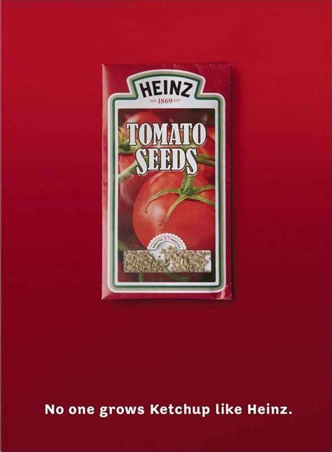 Heinz: Seeds | Ads of the World™ | Marcas de alimentos ...