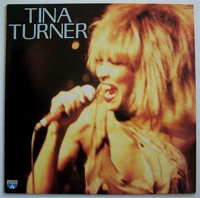 Turner Ike Tina Ikettes